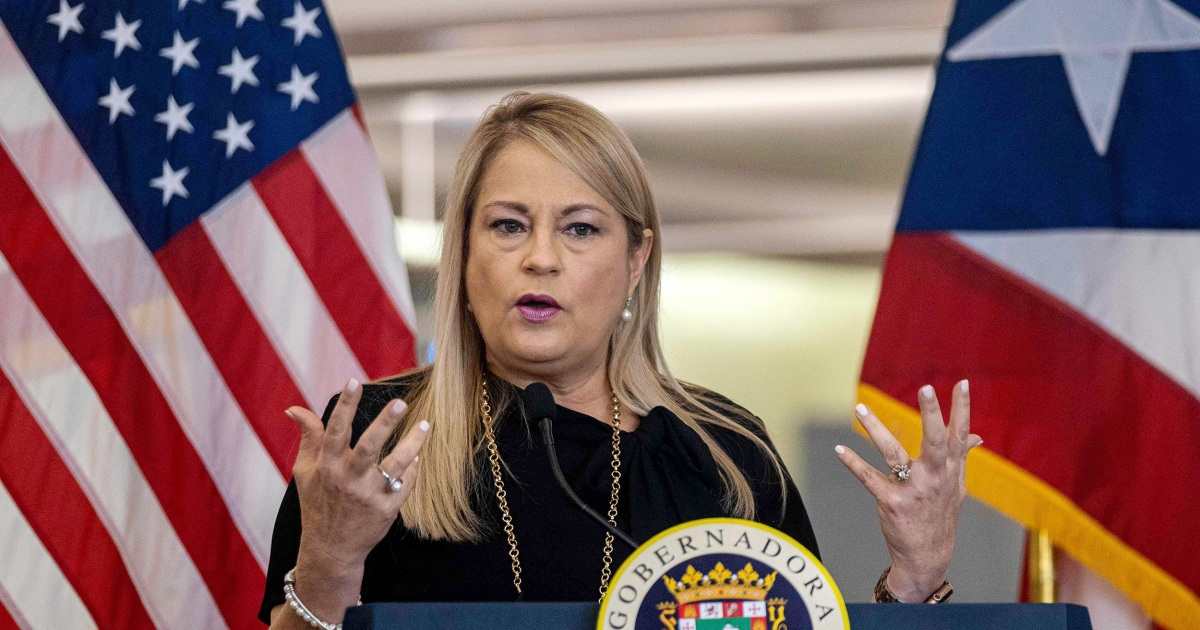Puerto Rico Gov. Wanda Vázquez says she has 'nothing to fear' over obstruction allegations