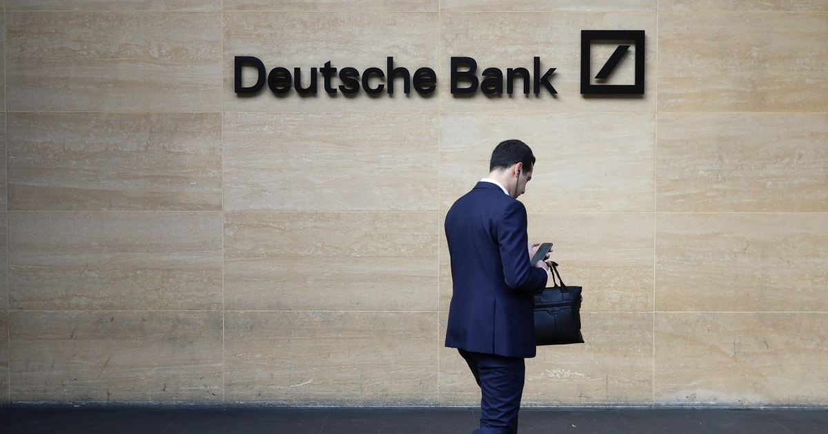 Deutsche Bank hit with $150 million penalty for dealings with Epstein