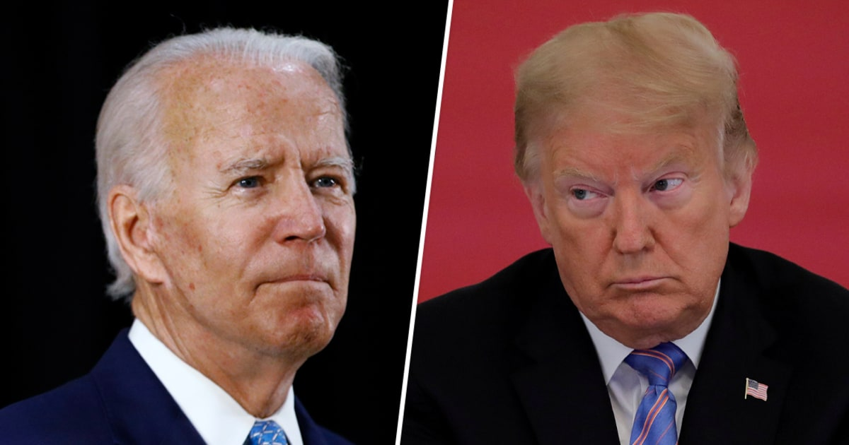 Trump, Biden campaign ads show up on white nationalist YouTube content