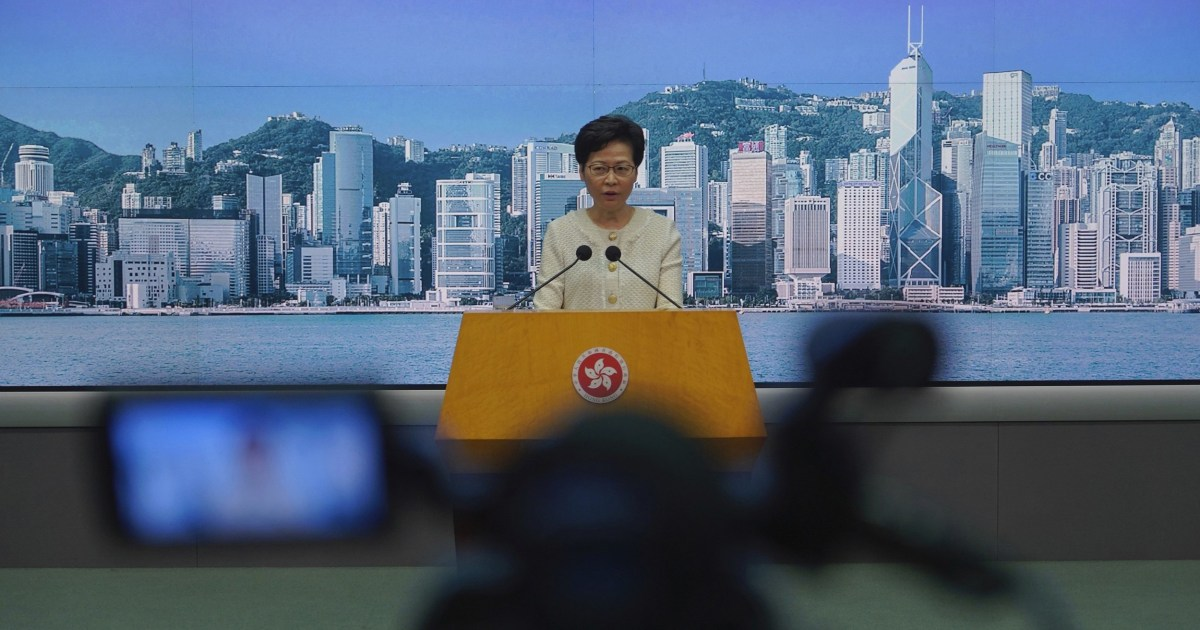 China's crackdown in Hong Kong raises fears the great internet firewall could expand thumbnail