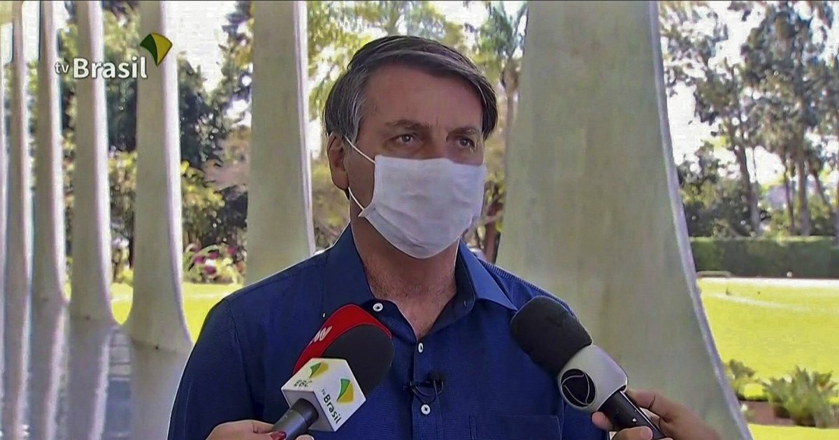 Bolsonaro dismissed the coronavirus. His positive test highlights Brazil's deadly outbreak. - NBC News