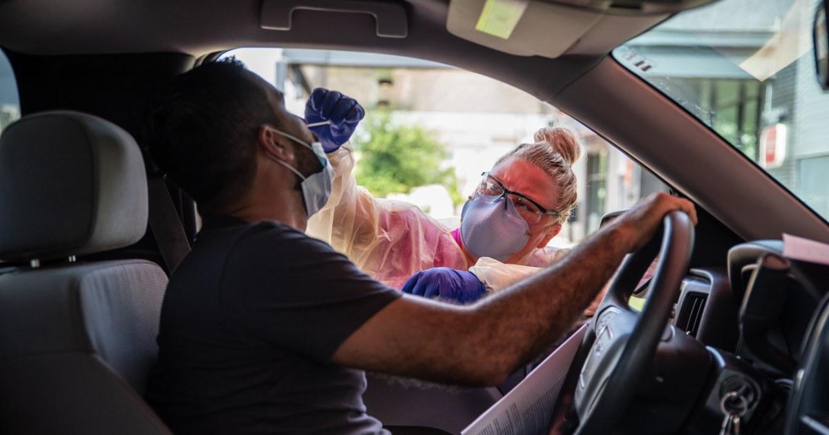 U.S. has seen more than 3 million coronavirus cases - NBC News