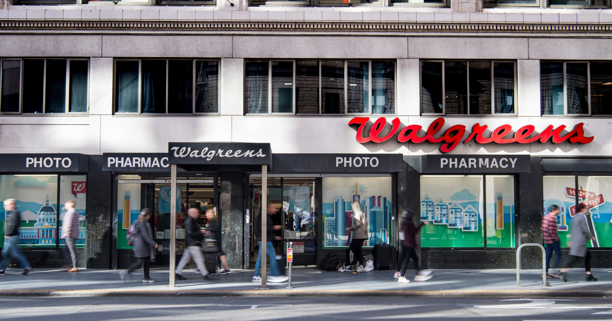 Your local Walgreens could soon include a doctor's office – NBC News