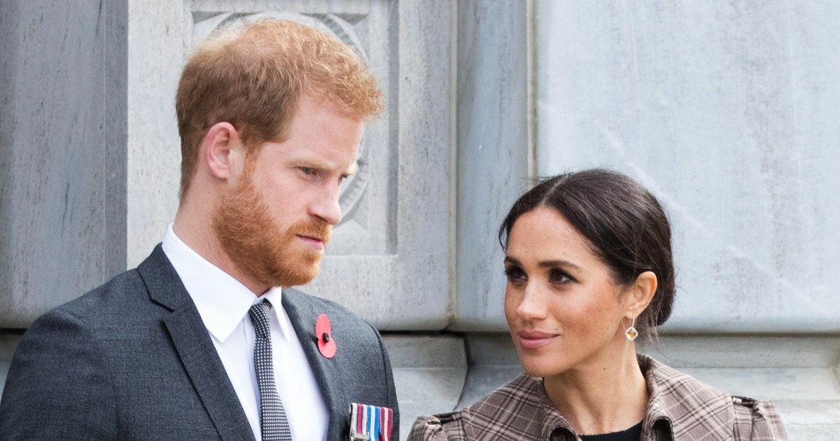 Trump wishes Prince Harry 'luck' with Meghan after election video – NBC News