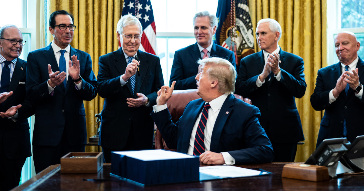 Opinion | How Trump's GOP abandoned governing to become the post-policy party