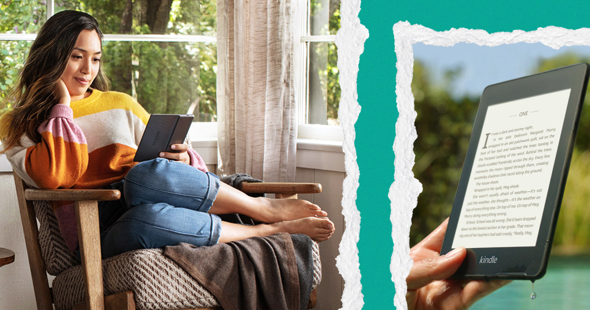 Why the Amazon Kindle is the most essential e-reader to own.