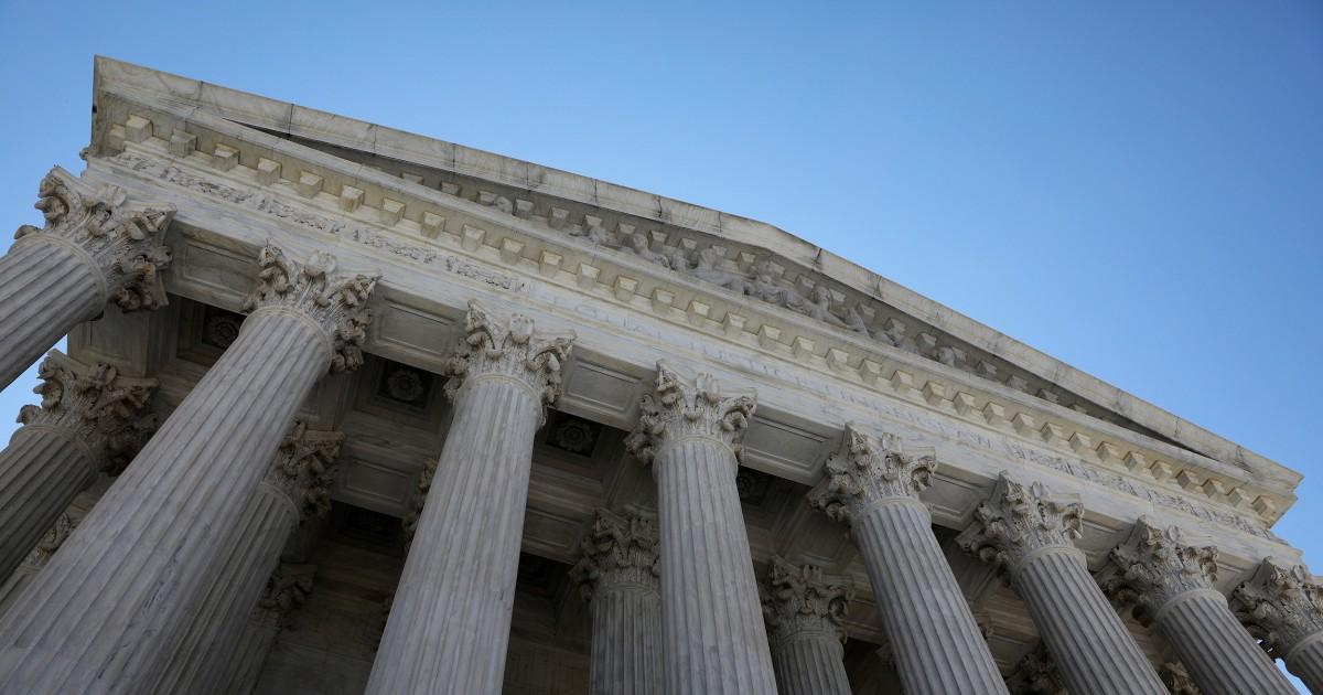 U.S. Supreme Court denies Nevada church's appeal of coronavirus restrictions – NBC News