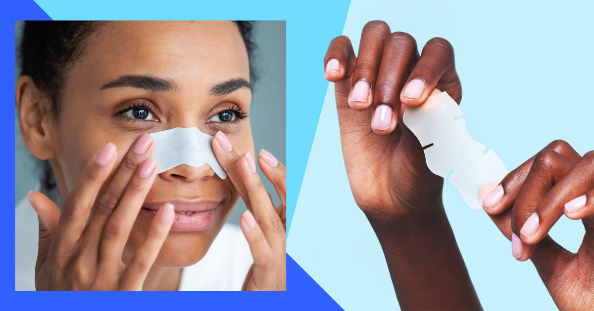 How pore strips benefit skin, according to dermatologists