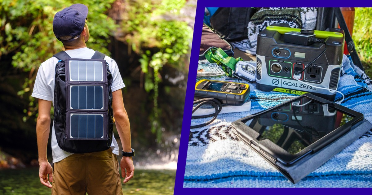 6 Top-rated solar-powered gadgets for a wireless summer