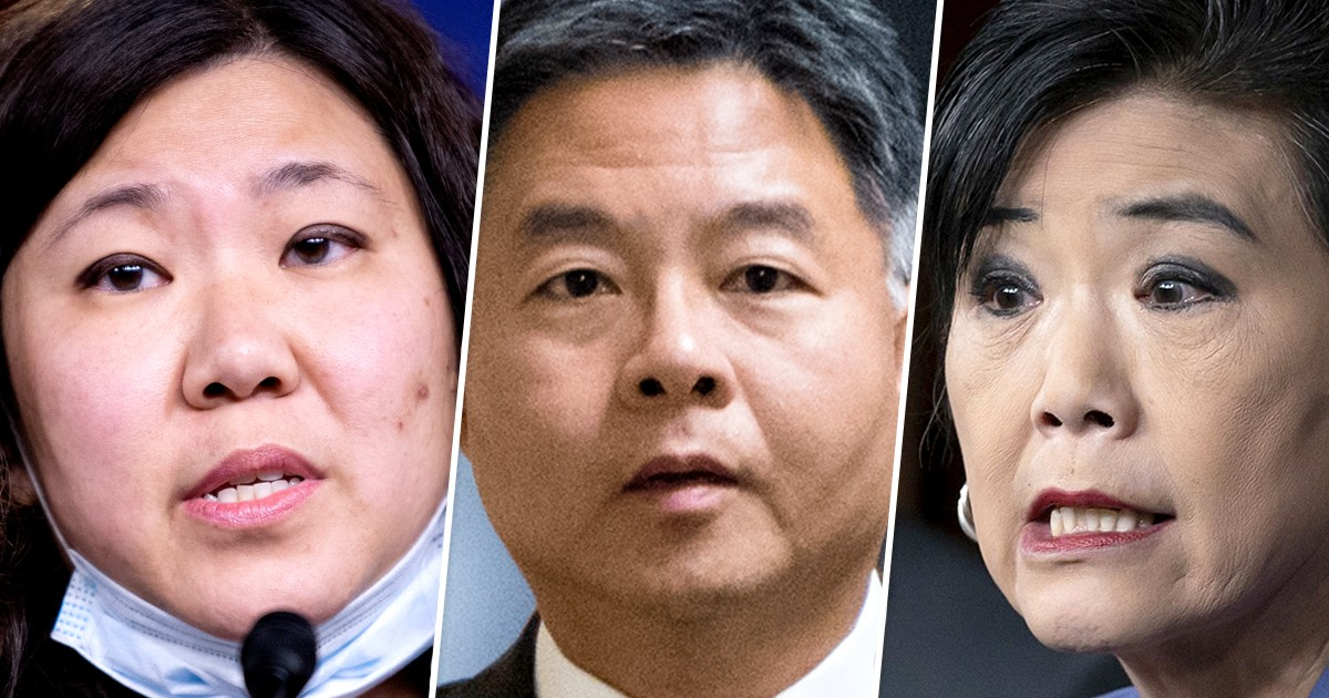 Asian American members of Congress on sustaining allyship long after Floyd protests