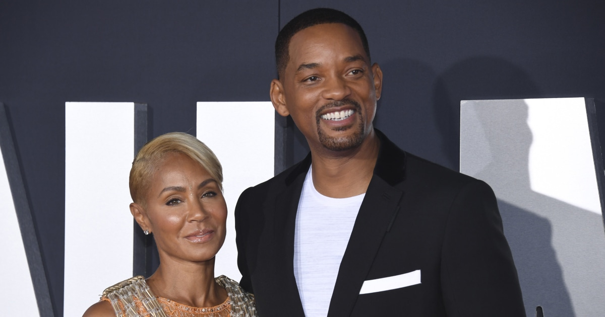 Jada Pinkett Smith and Will Smith confirm her 'entanglement' with singer  August Alsina on 'Red Table Talk'