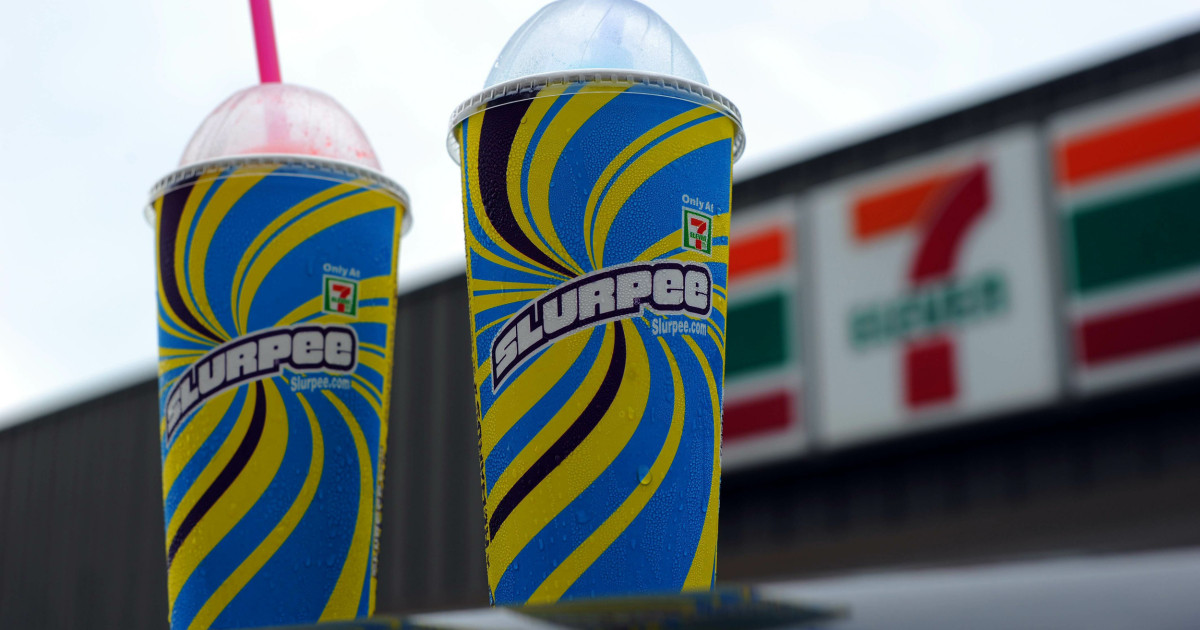 Pandemic leads 7-Eleven to forgo free Slurpees on 7-11 – NBC News