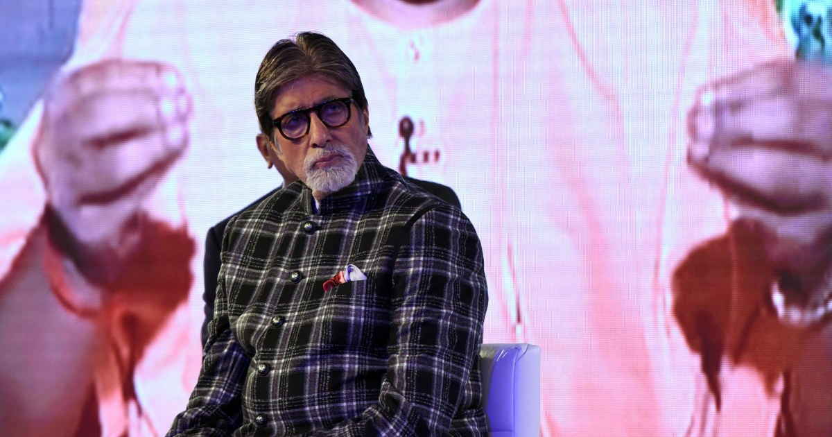 Bollywood star Amitabh Bachchan and son test positive for COVID-19 | NBC News