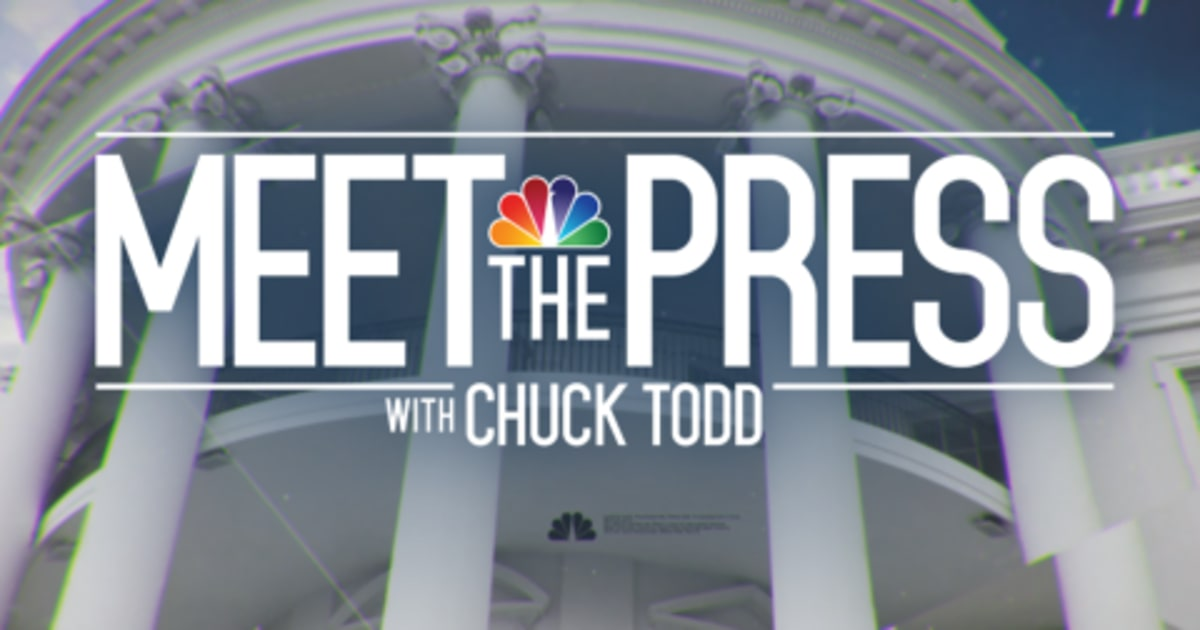 Meet the Press - July 12, 2020