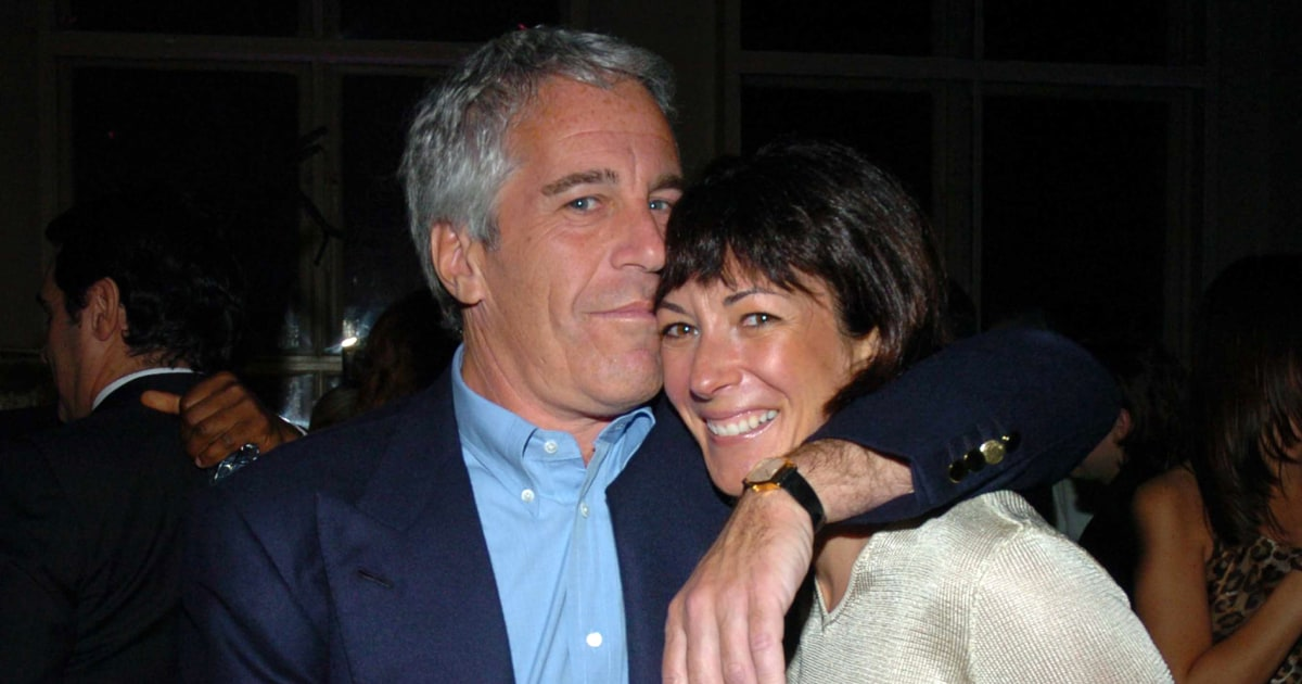 Ghislaine Maxwell won't be moved to general jail population prosecutors say – NBC News