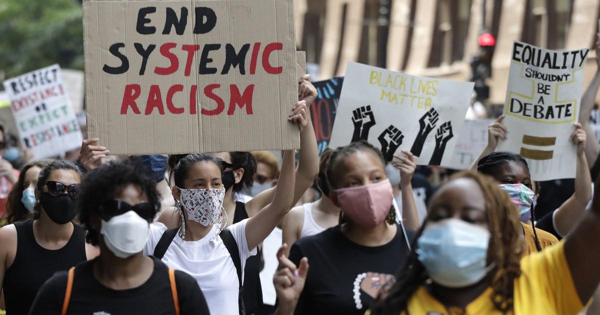 www.nbcnews.com: 'Strike for Black Lives' to highlight racism