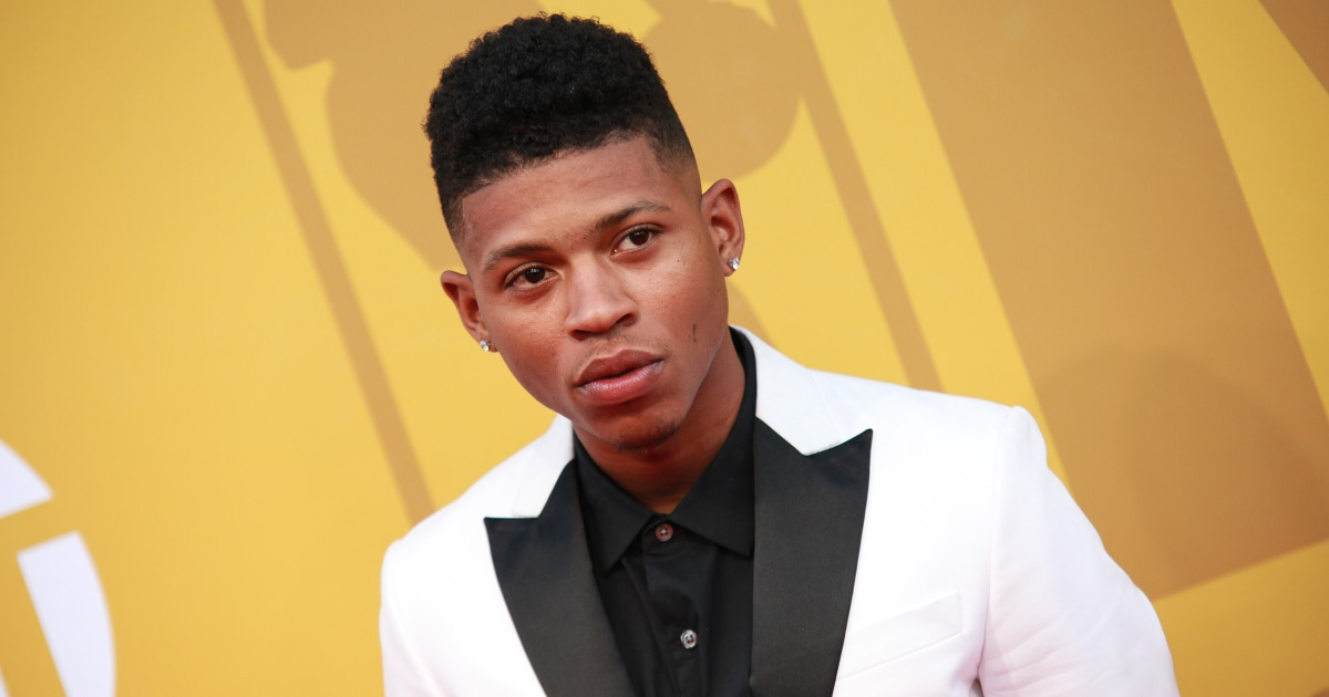 'Empire' actor Bryshere Gray arrested, accused of assaulting his wife | NBC News