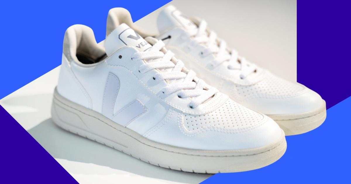 Veja V-10 sneaker is my favorite