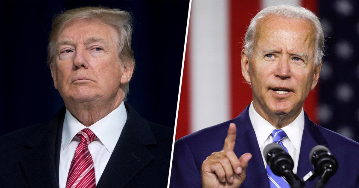 Unable to land hits on Biden, Trump paints him as socialist Trojan horse