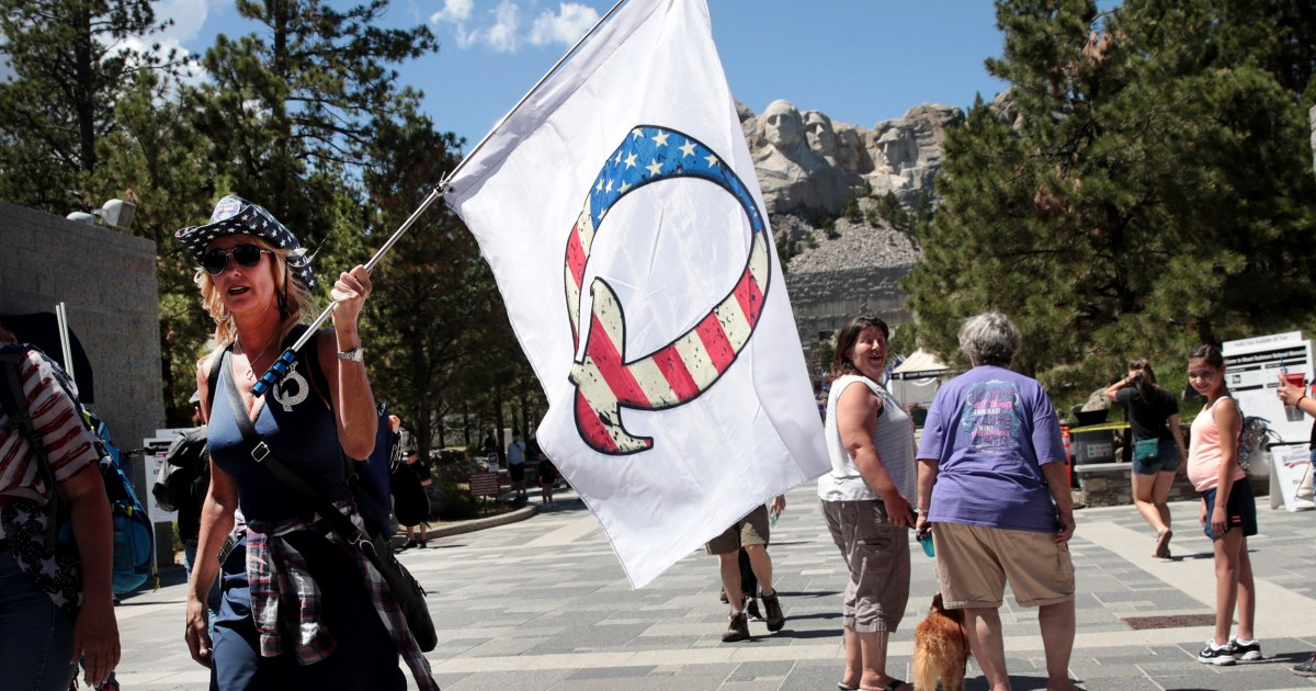 Twitter bans 7,000 QAnon accounts, limits 150,000 others as part of broad crackdown
