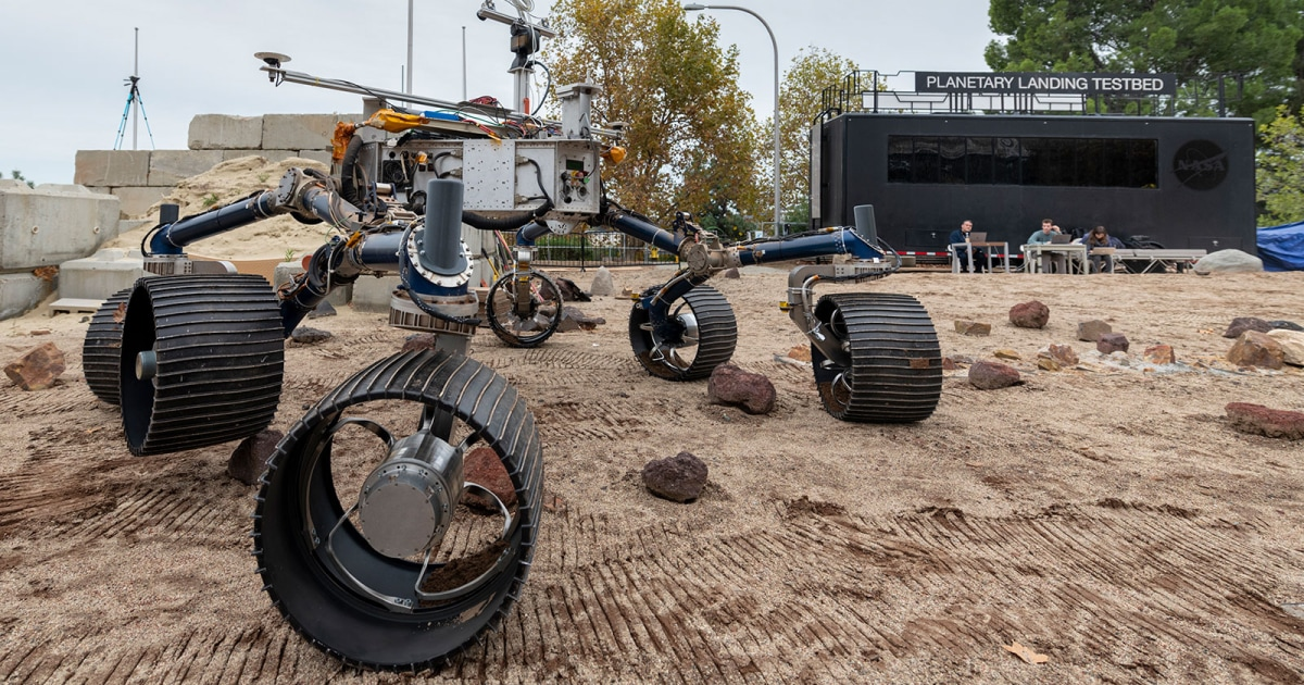 Mars 2020 rover launch is NASA's latest attempt to look ...