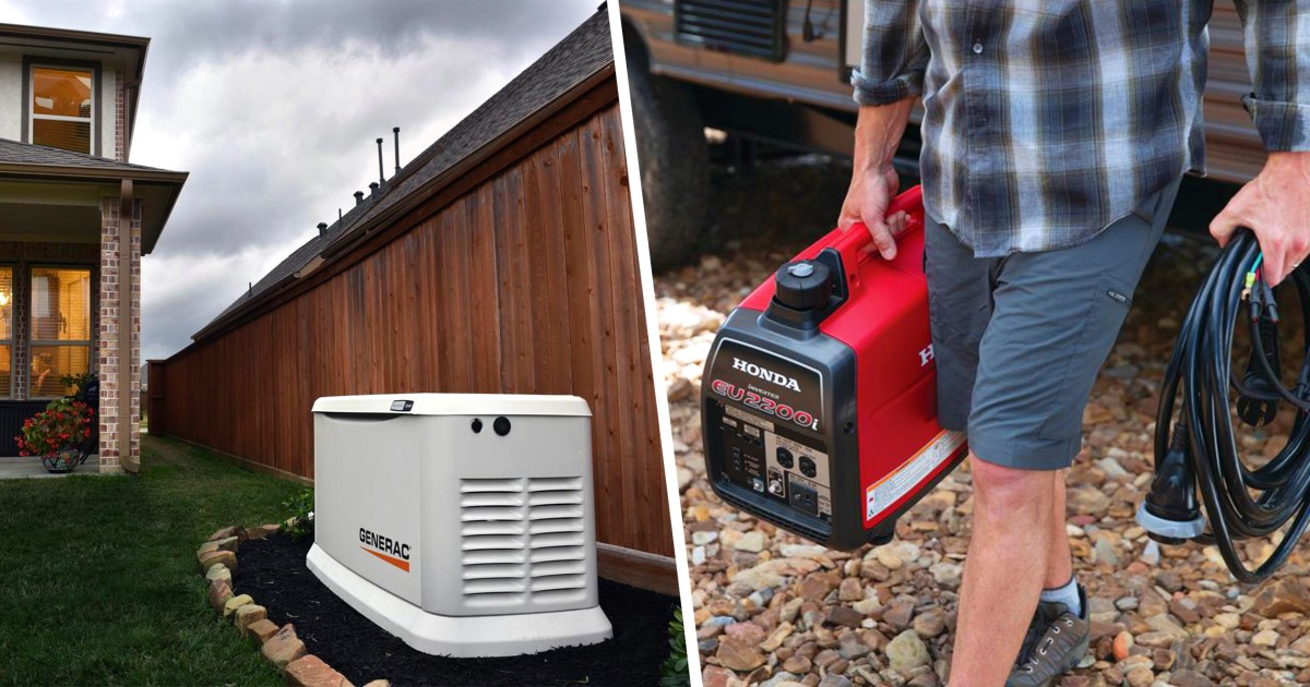 How to buy generators for your home, according to an expert