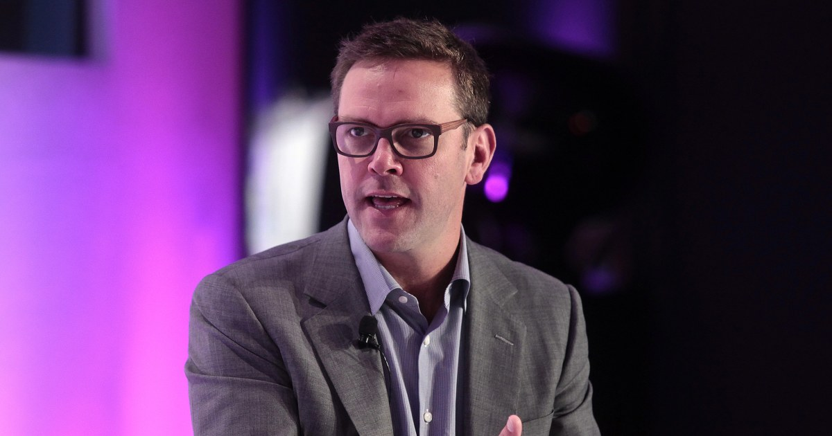 James Murdoch resigns from News Corp. citing editorial differences – NBC News