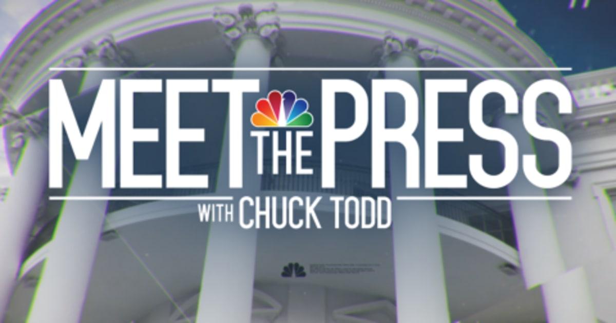 Meet the Press - August 2, 2020