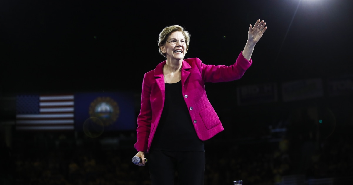 Progressives push for Warren as treasury secretary, signaling bigger ideological battle if Biden wins thumbnail