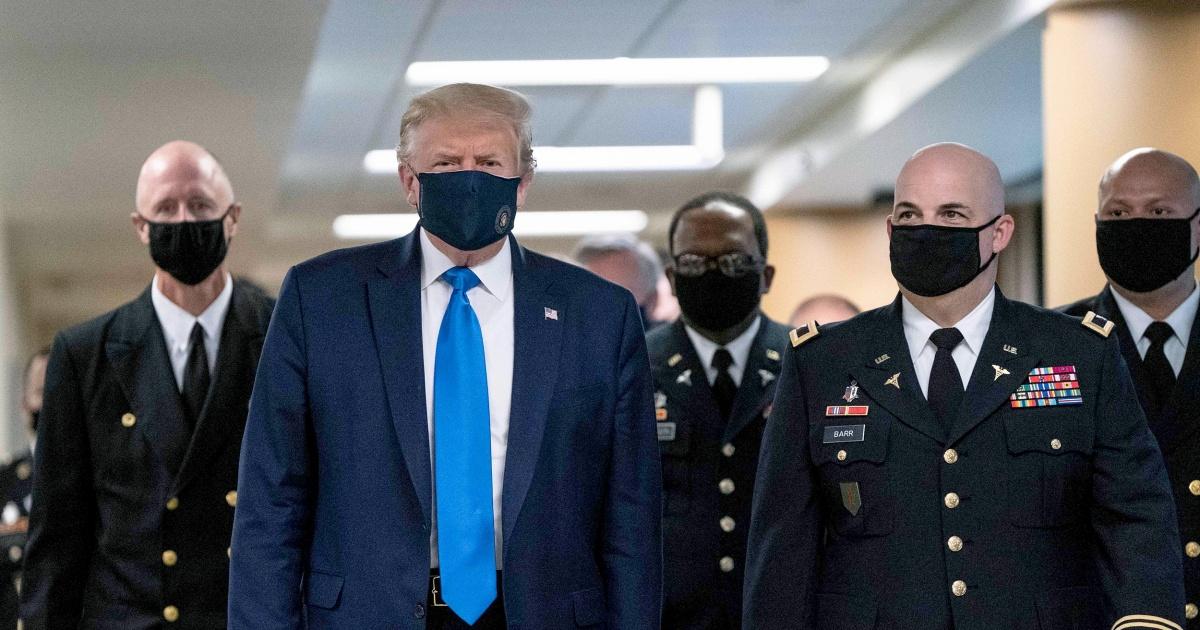 Facebook removes Trump post over coronavirus misinformation
