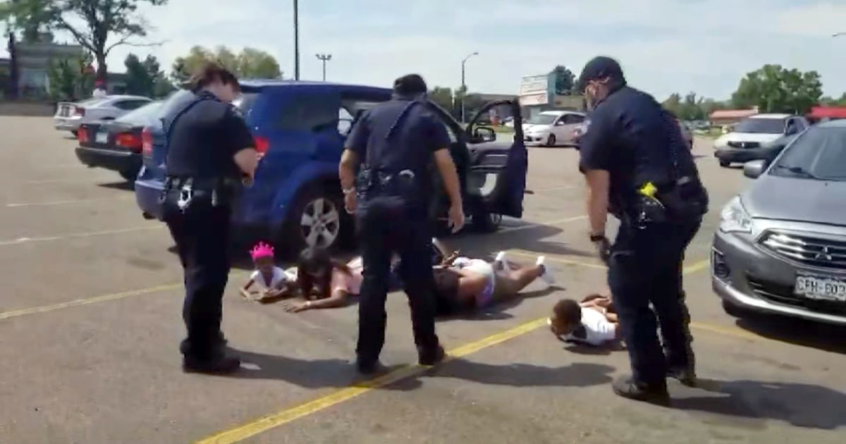 Black woman whose family was handcuffed at gunpoint by police sues Aurora, Colorado