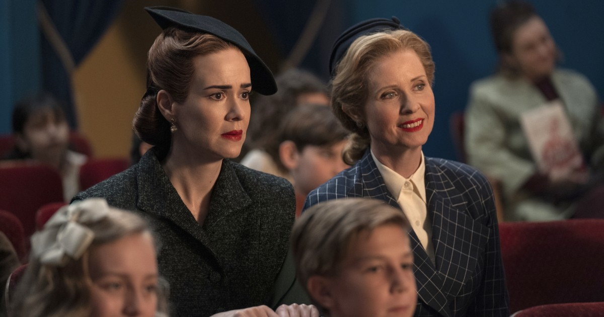 Netflix drops trailer for Ryan Murphy's Nurse 'Ratched' origin story