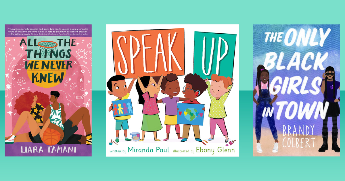 Bestselling authors recommend children's books about Black resilience
