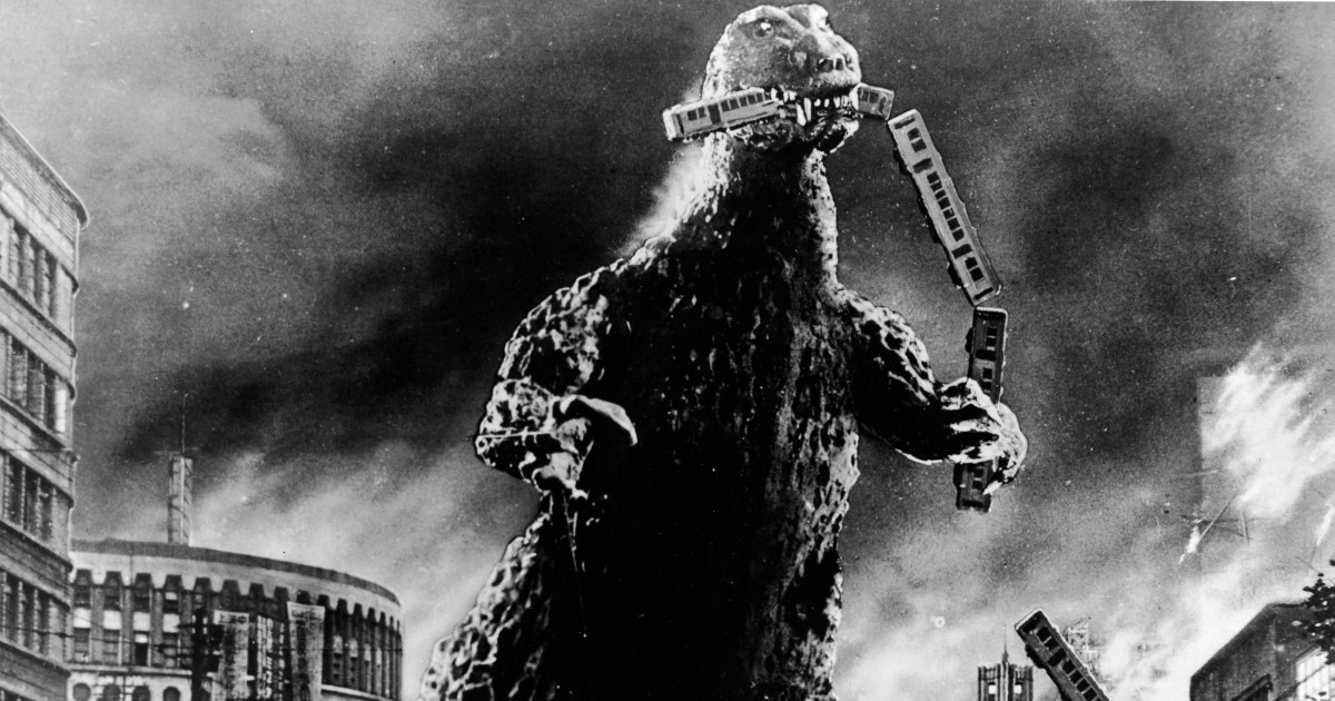 'Godzilla' was a metaphor for Hiroshima and Hollywood whitewashed it – NBC News