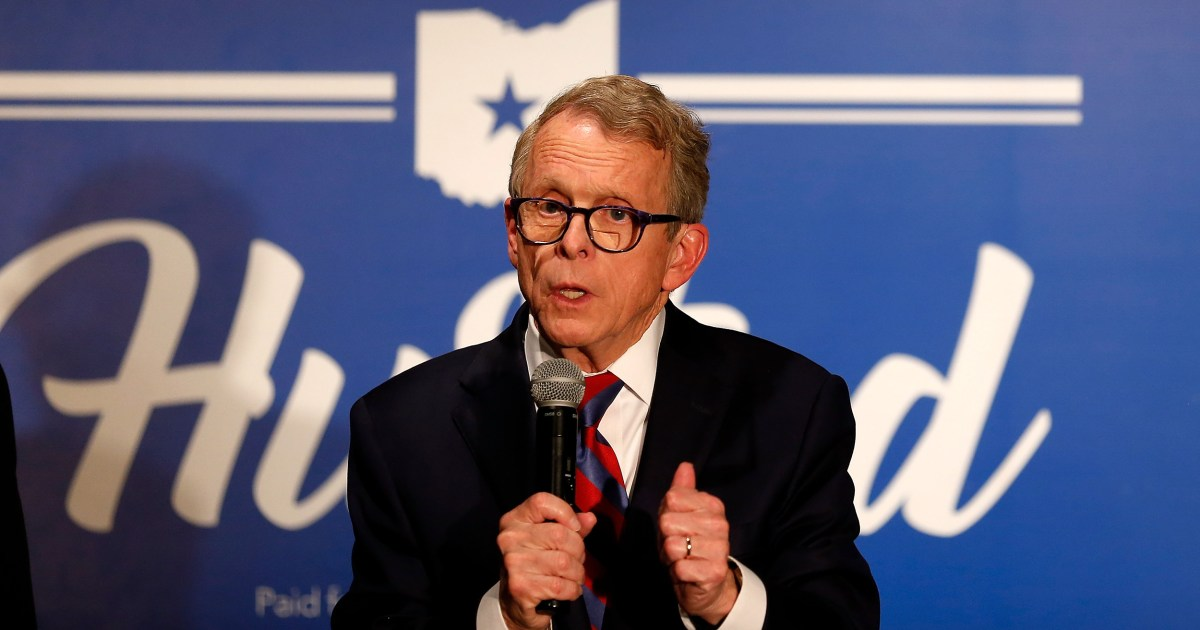 Ohio Gov. DeWine reverses course on veto signs 'stand your ground' bill eliminating duty to retreat – NBC News