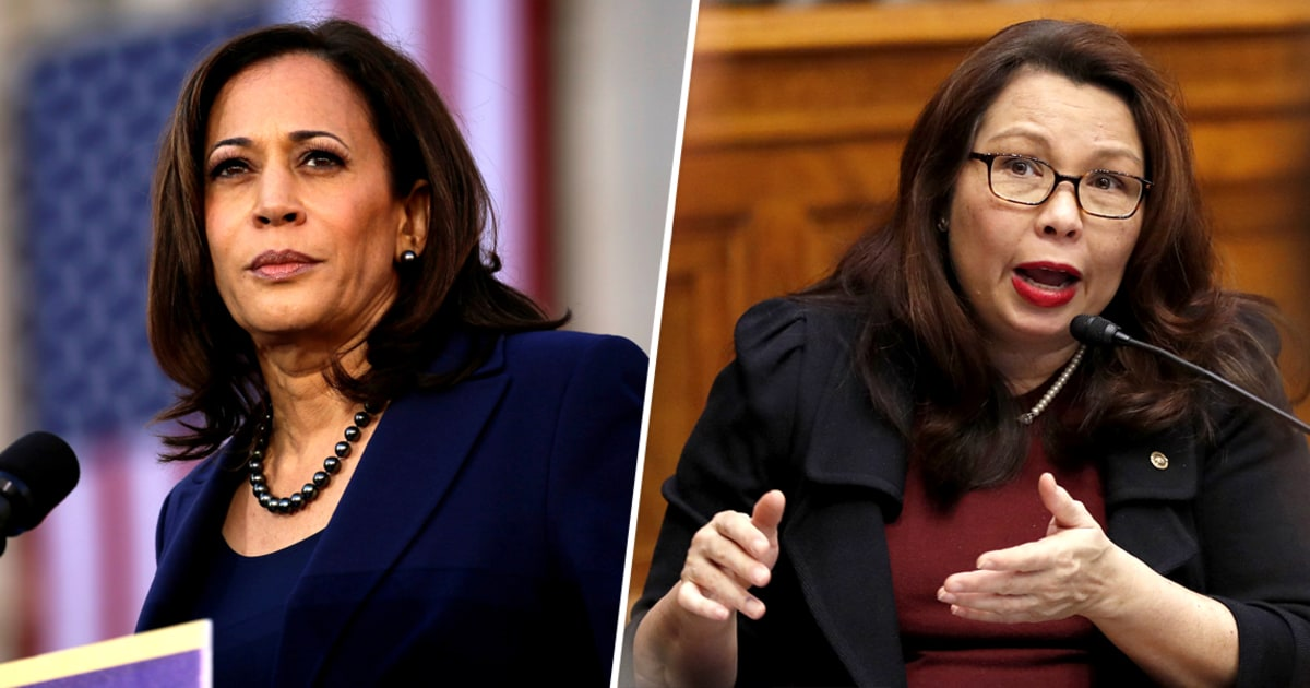 How Kamala Harris or Tammy Duckworth as VP could impact the Asian American and Pacific Islander vote