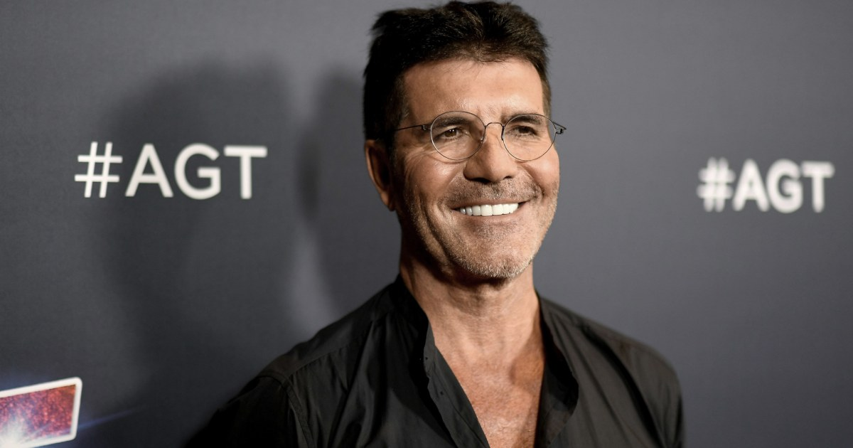 Simon Cowell breaks his back in electric bike mishap – NBC News