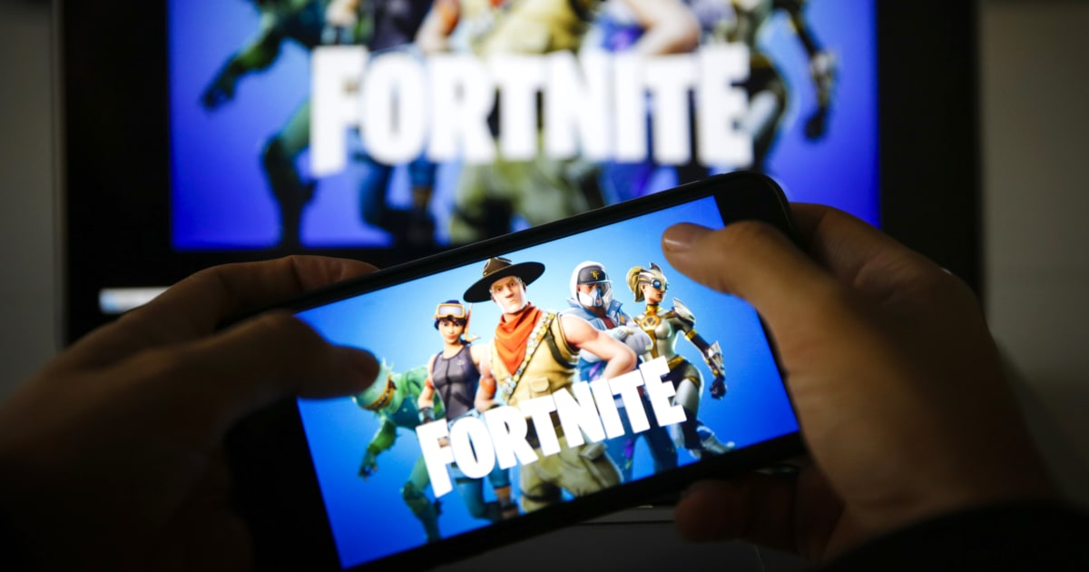 www.nbcnews.com: 'Fornite' conquered the video game world. Now, it's taking on Apple's power.