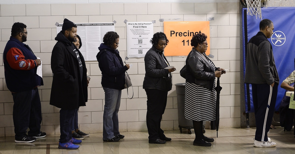 In Detroit, signs of increased interest among Black voters, but concerns remain