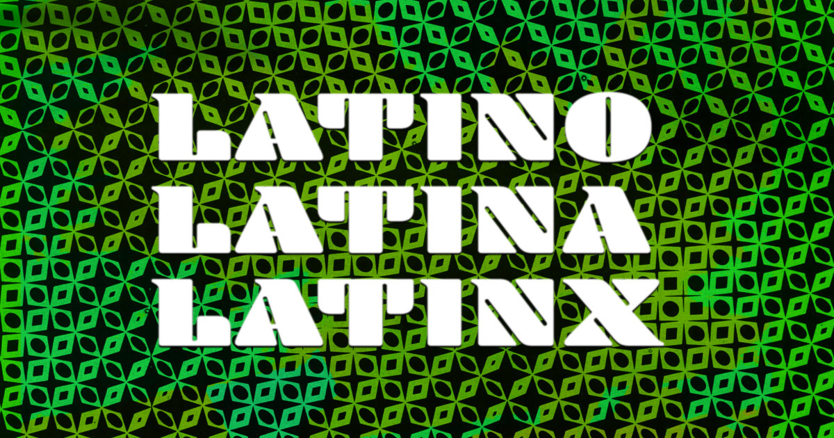 Is the term Latinx catching on? A new report takes a look
