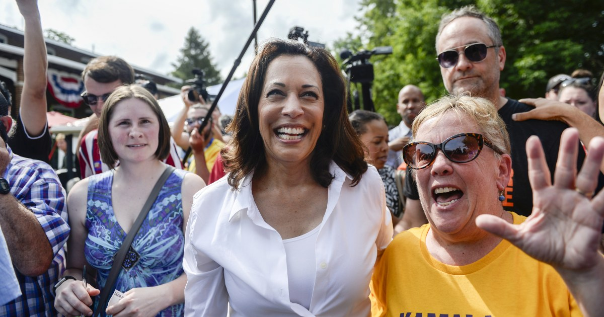 Kamala Harris: 10 things you might not know