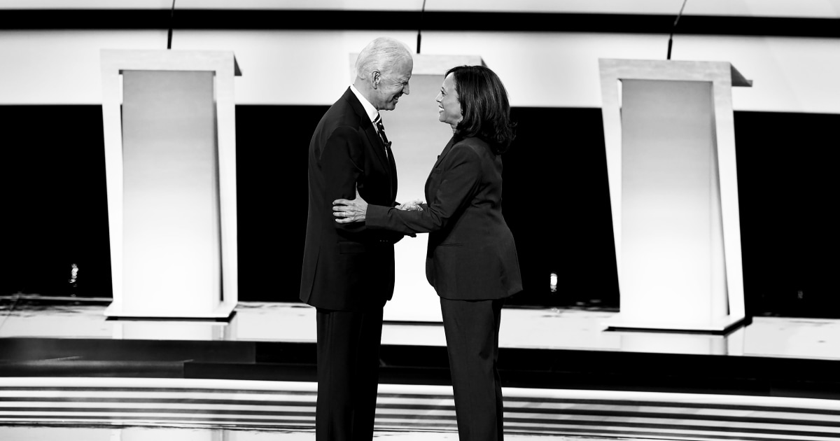 Veepstakes: Biden taps Kamala Harris as running mate