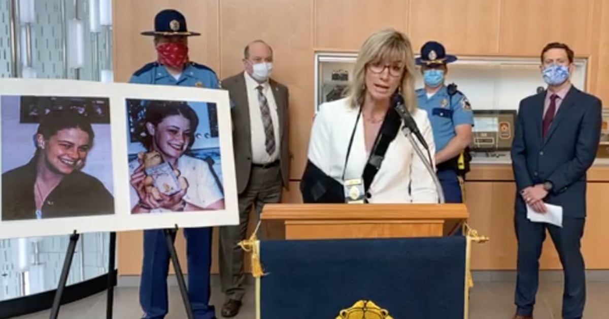 Investigators solve cold case of Alaska teen who was raped, murdered in 1996