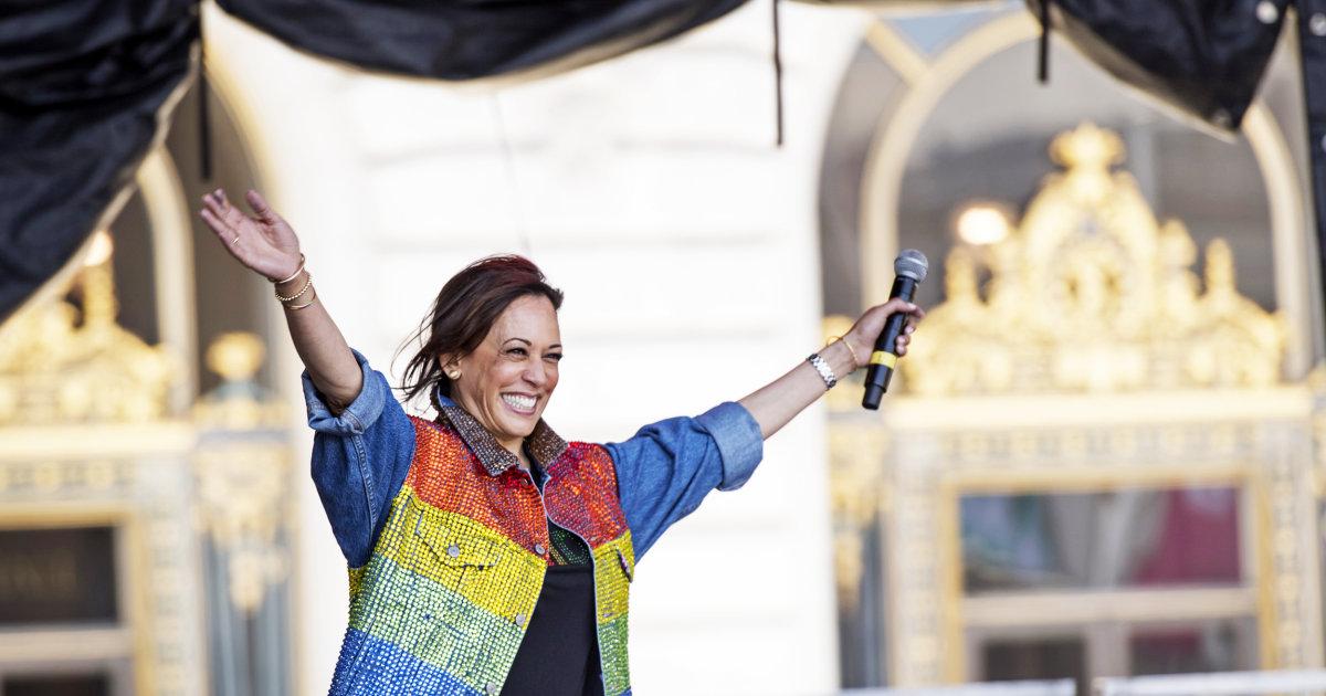 Kamala Harris brings pro-LGBTQ record to Biden ticket