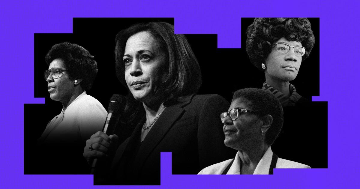 www.nbcnews.com: The story of Black women in politics: How we got to Kamala Harris' ascent