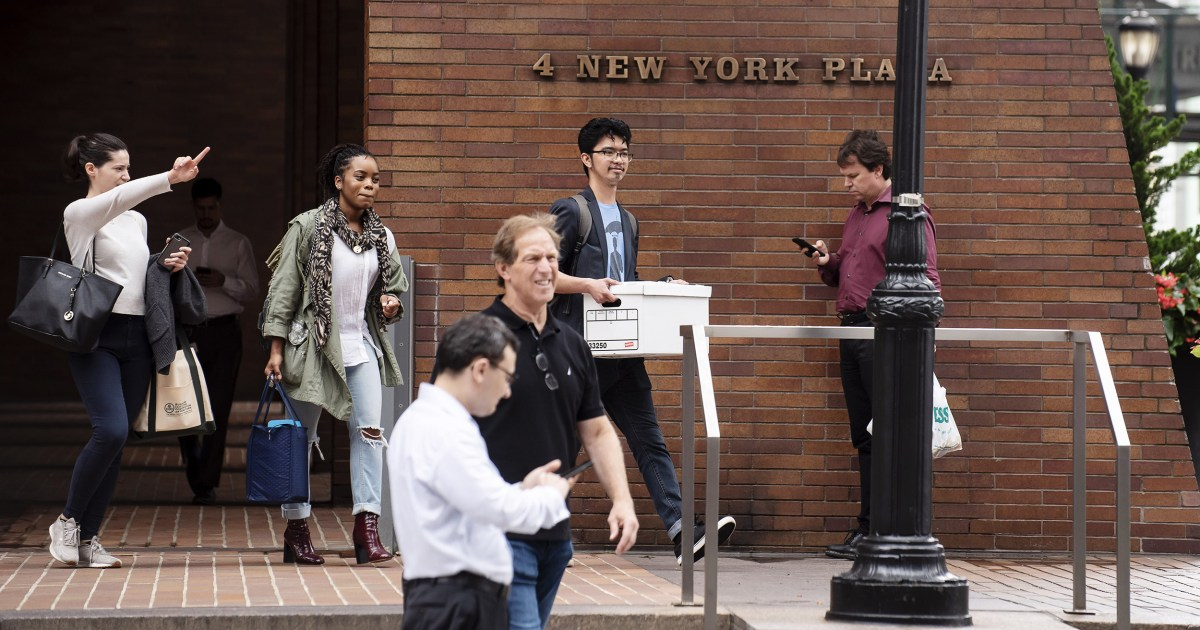 Tribune Publishing closes Daily News newsroom in Manhattan – NBC News