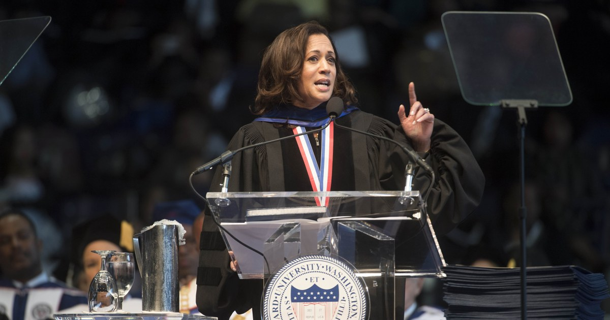 Black, Asian, American: Kamala Harris' identity, how it shaped her and what it means for voters