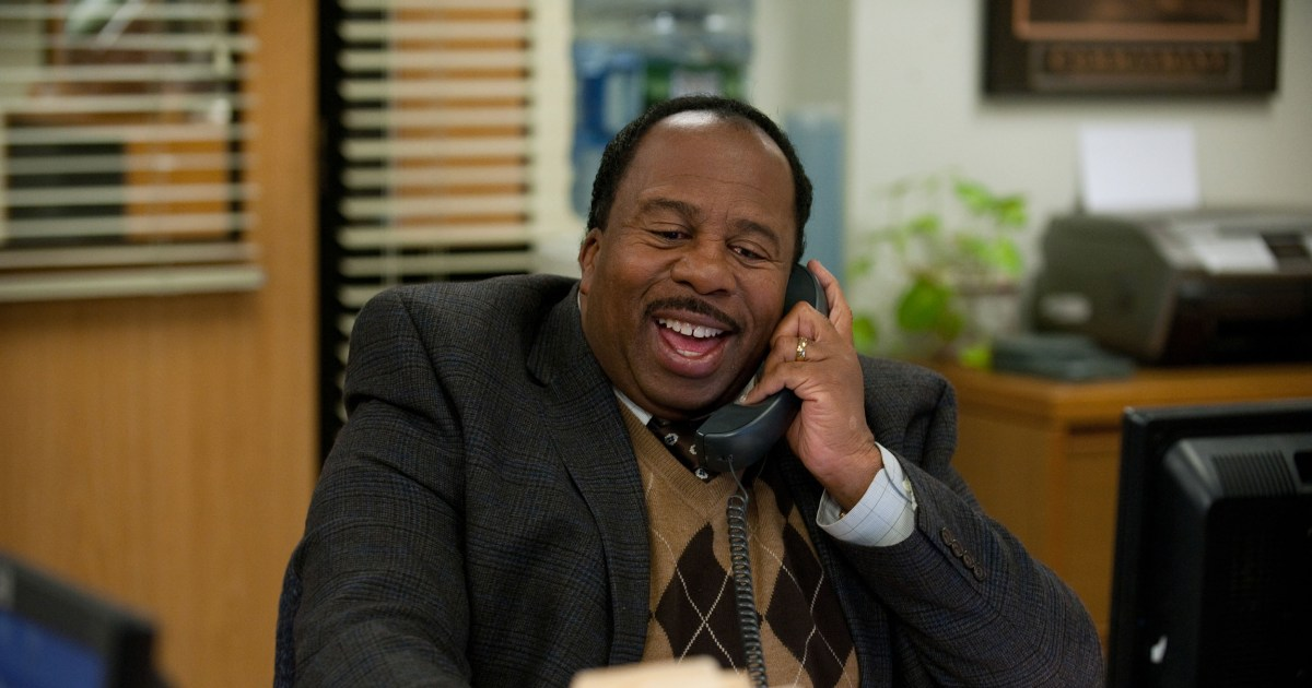www.nbcnews.com: 'The Office's' Leslie David Baker says he received racist abuse after announcing spinoff series