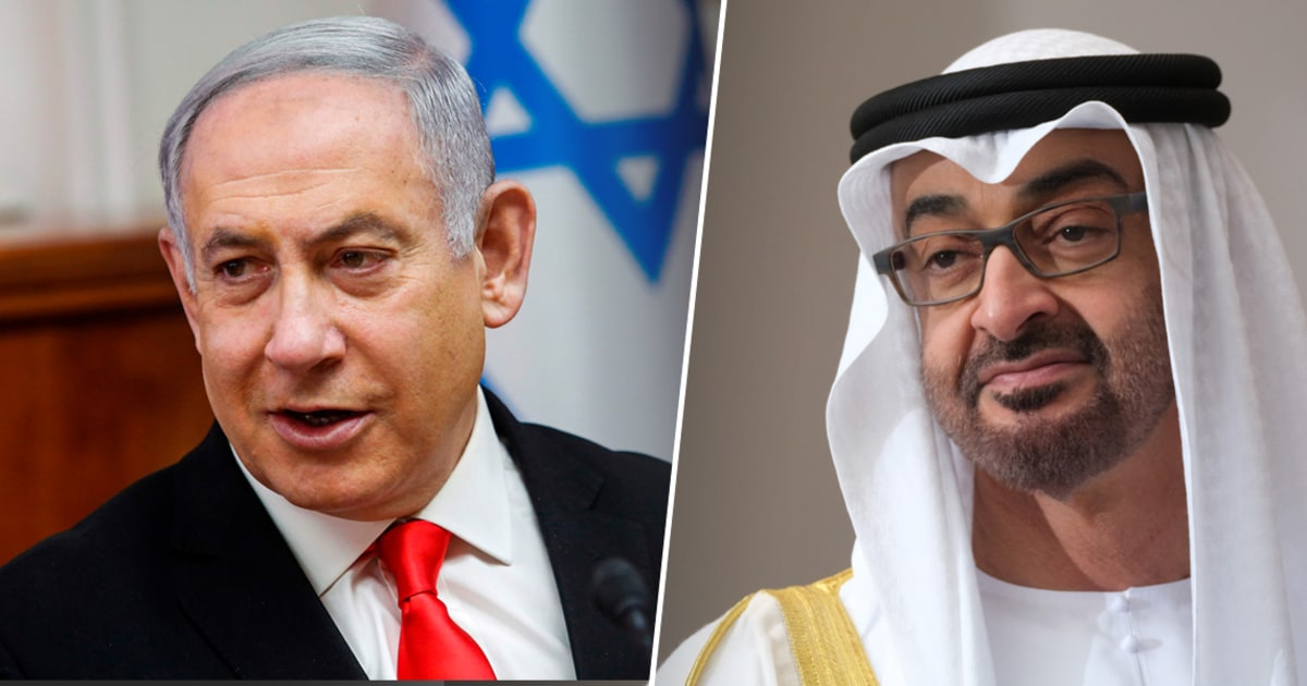 www.nbcnews.com: Israel, United Arab Emirates agree to full normalization of relations