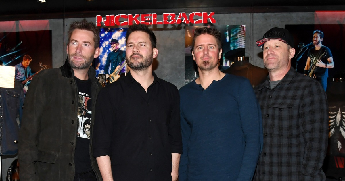 Nickelback's 'The Devil Went Down to Georgia' is how they remind you of what they really are